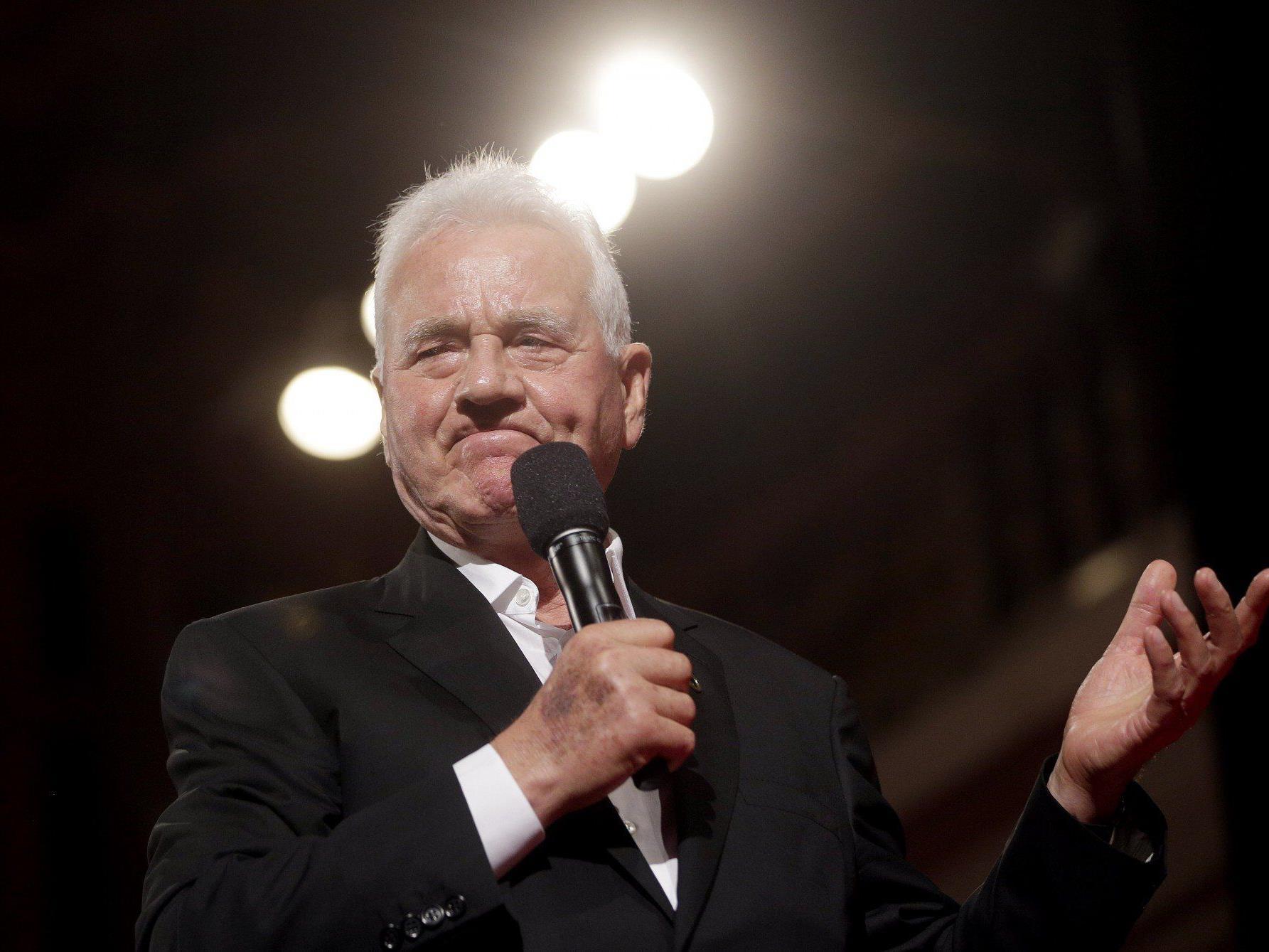 """Lugar und Vetter ersetzen den Parteigründer in Puls 4-Runde und """"Im Zentrum""""."""