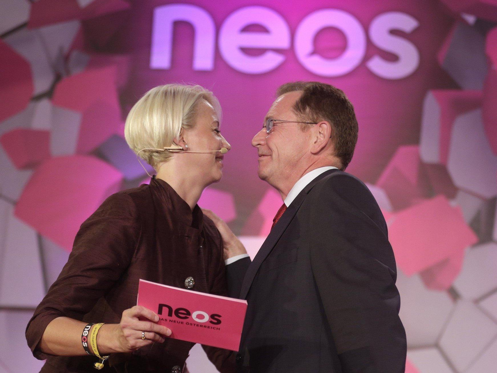 Liberale Forum könnte bald mit der neuen Bewegung NEOS fusionieren