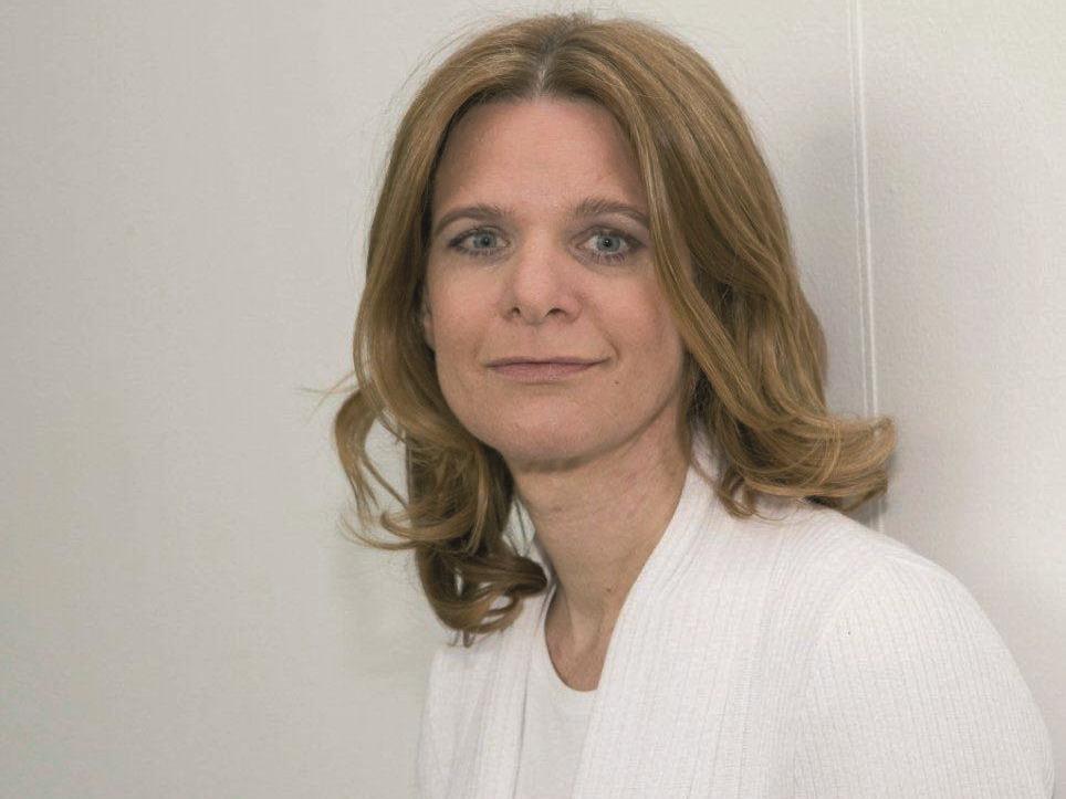 Angelika Braza in Lingenau zu Gast