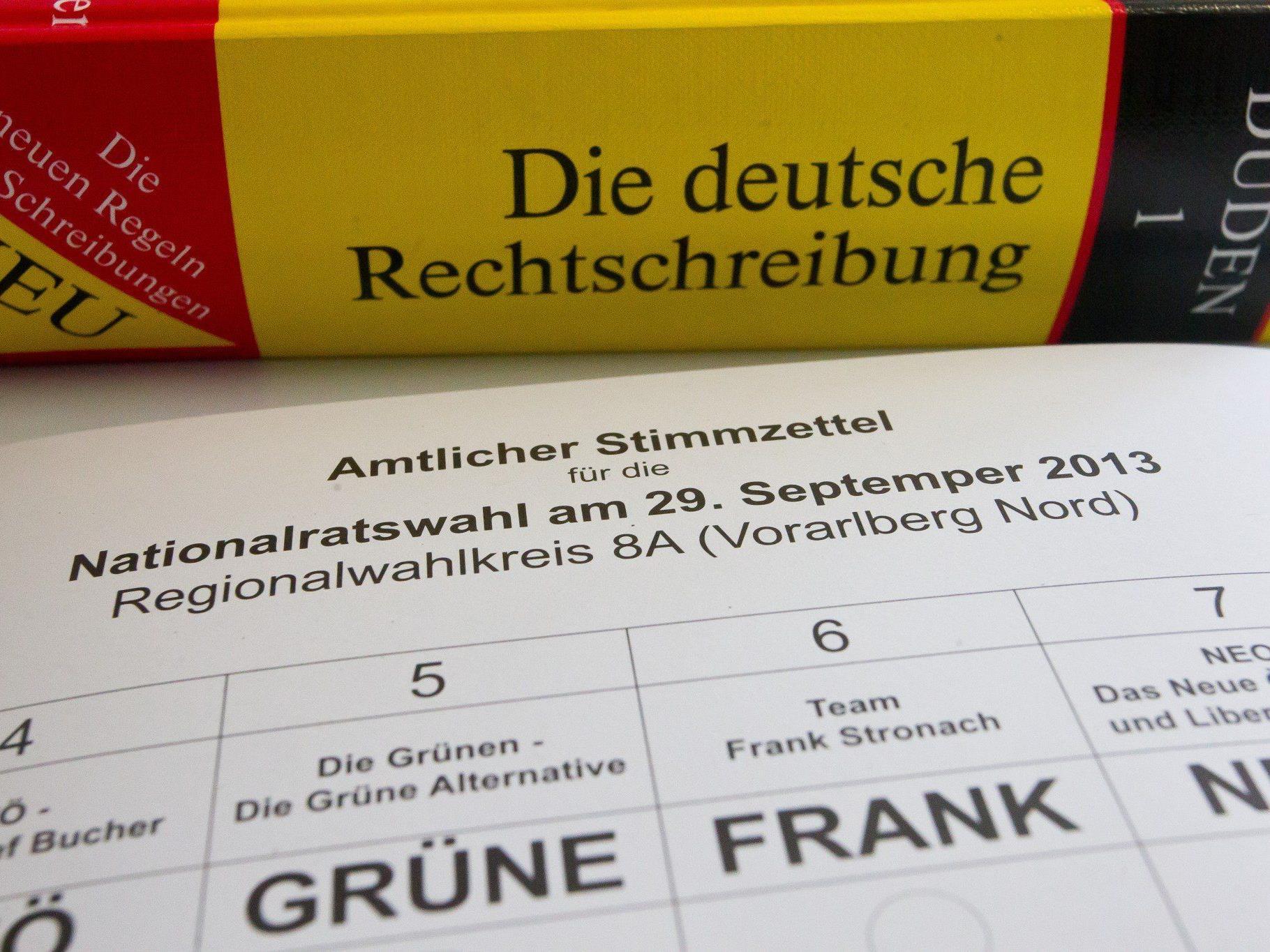 """Trotz eines Tippfehlers sind die Stimmzettel mit Datum """"29. Septemper"""" gültig."""