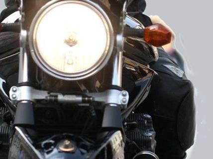 Wiener Motorradfahrer in Niederösterreich mit 185 km/h unterwegs