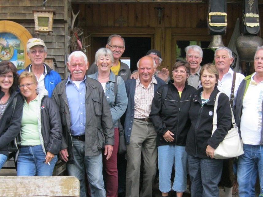 Toller Ausflug der PVÖ Kegler aus Dornbirn