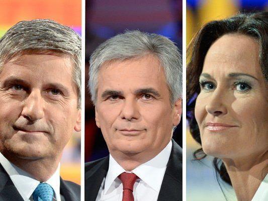 Schon vor den Wahlen stellt sich die Frage, wie eine Koalition der Parteien aussehen könnte.