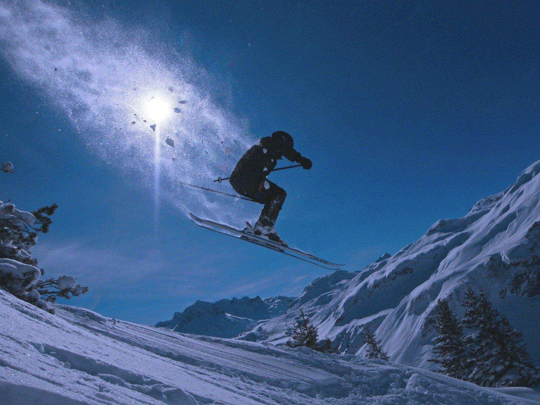 Die Skikarten in Tirol und Salzburg sind beliebt.