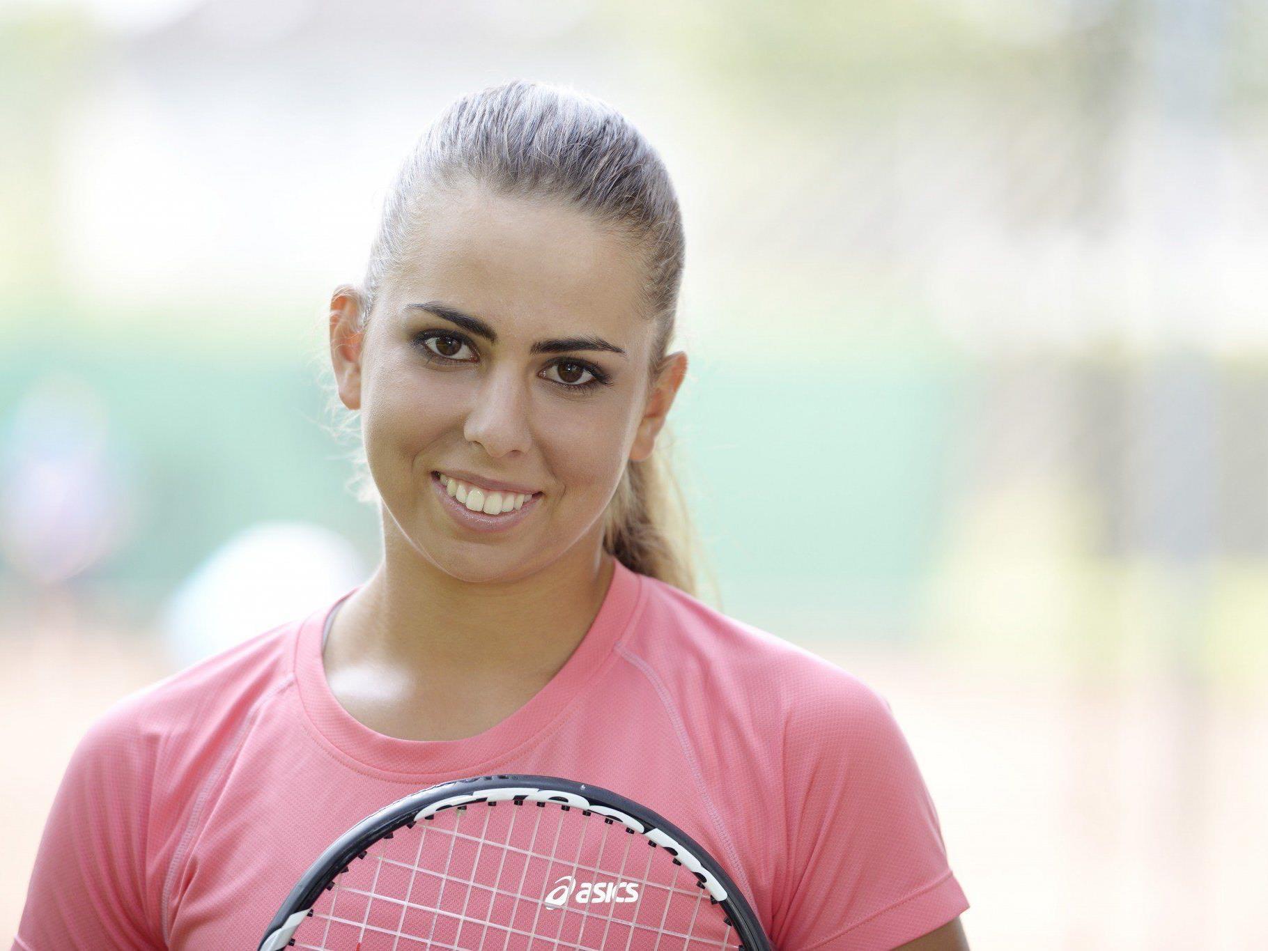 Die Dornbirnerin Julia Grabher steht beim U-18-Turnier in Prag im Endspiel.