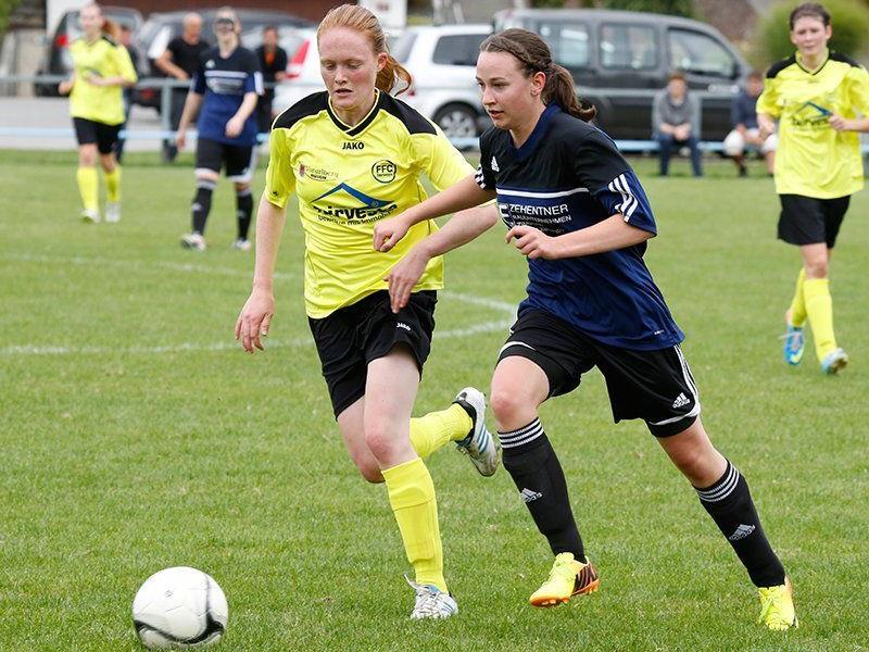 Die Bundesligamannschaft von FFC Vorderland verlor das Heimspiel gegen Wals mit 0:2.