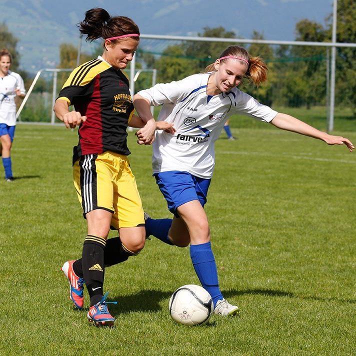 FFC Vorderland verlor das Heimspiel gegen Spitzenreiter Geretsberg mit zwei Toren Differenz.