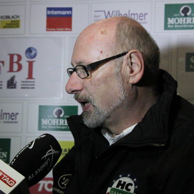HC Rankweil Macher Günther W. Amann freut sich schon auf die zweite Saison in der Schweiz.