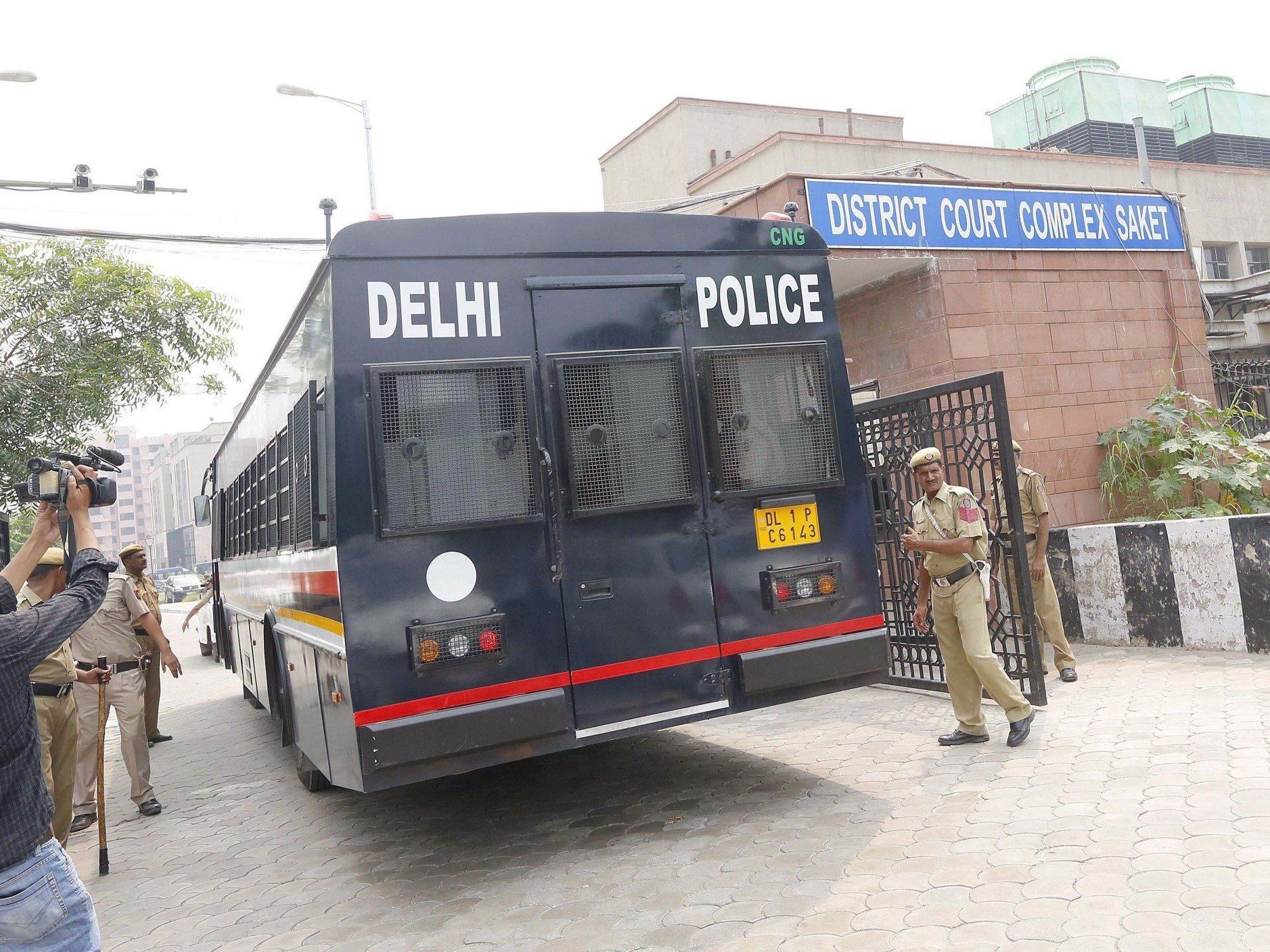 Die Vergewaltiger einer indischen Studentin wurden zum Tode verurteilt.