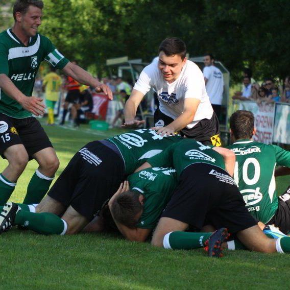 Der Dornbirner SV will im Jahrhundertspiel eine gute Leistung abrufen und überraschen.