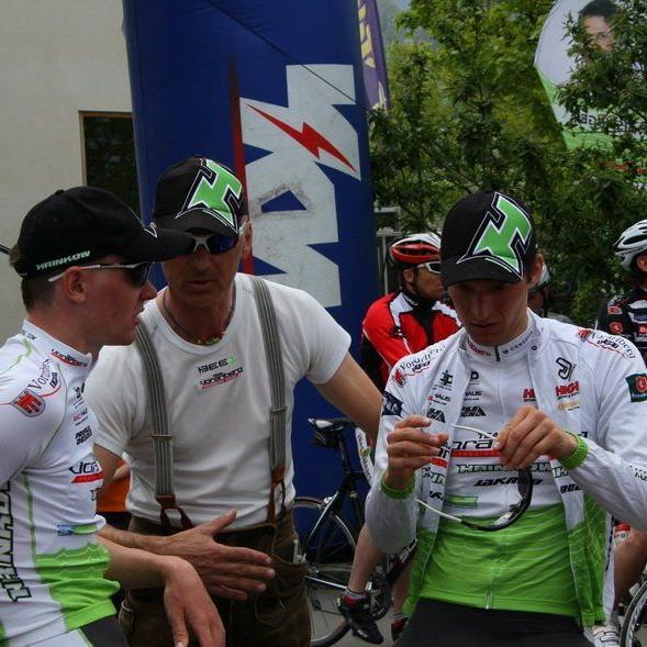 Das Radrennen Rund um die Laßnitzhöhe wurde von einem schweren Unfall überschattet und dann abgebrochen.