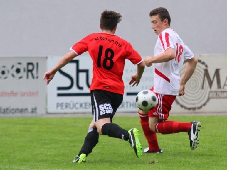 Symbolbild: FC BW Feldkirch muss 300 Euro Strafe an den VFV berappen.