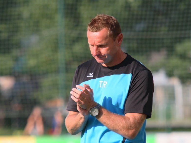 Rankweil-Trainer Martin Schneider erhielt vom VFV eine Ordnungsstrafe aufgebrummt.