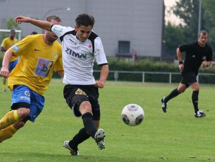Langenegg siegte im Landesliga-Topspiel gegen Lochau knapp aber verdient mit 4:3.