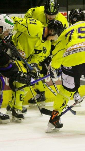 HC Rankweil unterlag im ersten Test auf die neue Saison gegen Hohenems mit 0:3.