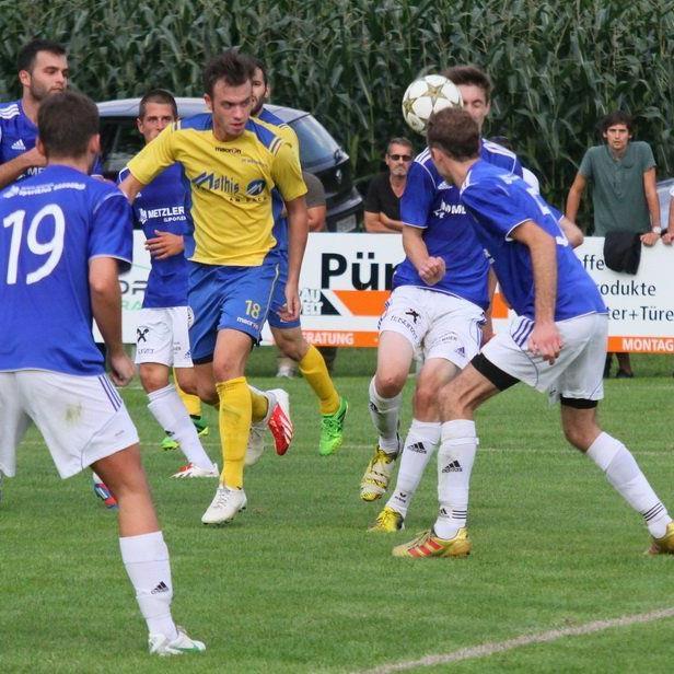 Der Aufstieg in die Landesliga stand beim Bericht von Obmann Thomas Strele natürlich im Mittelpunkt.