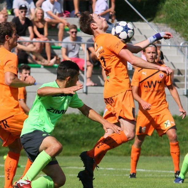 In Bizau feiert der Fußballklub am Sonntag die Eröffnung des neuen Schmuckstück Bergstadion.