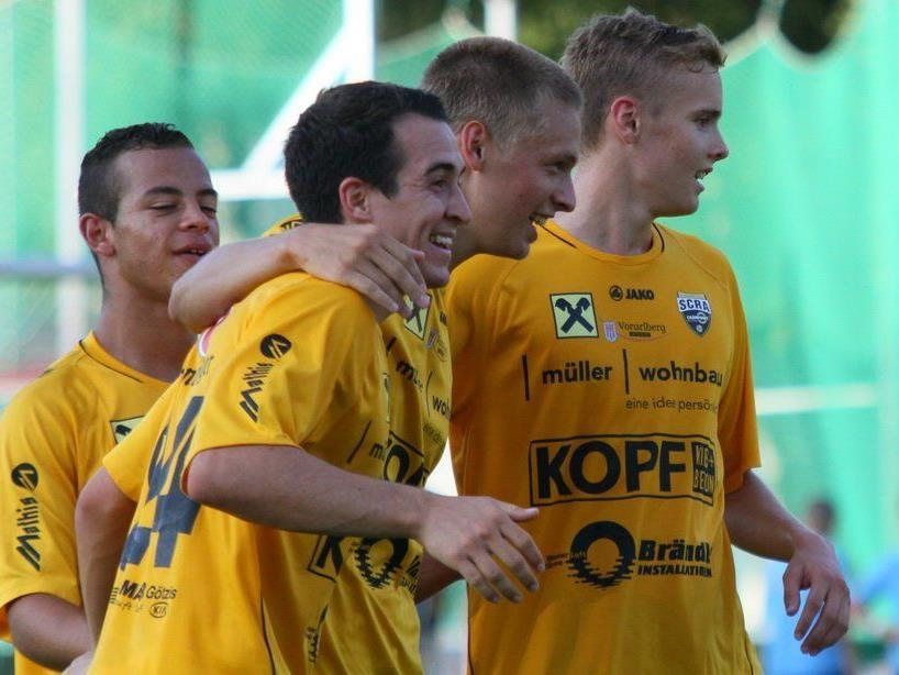 Werner Grabherr wird interimistisch bis zur Winterpause die Altach Amateure coachen.