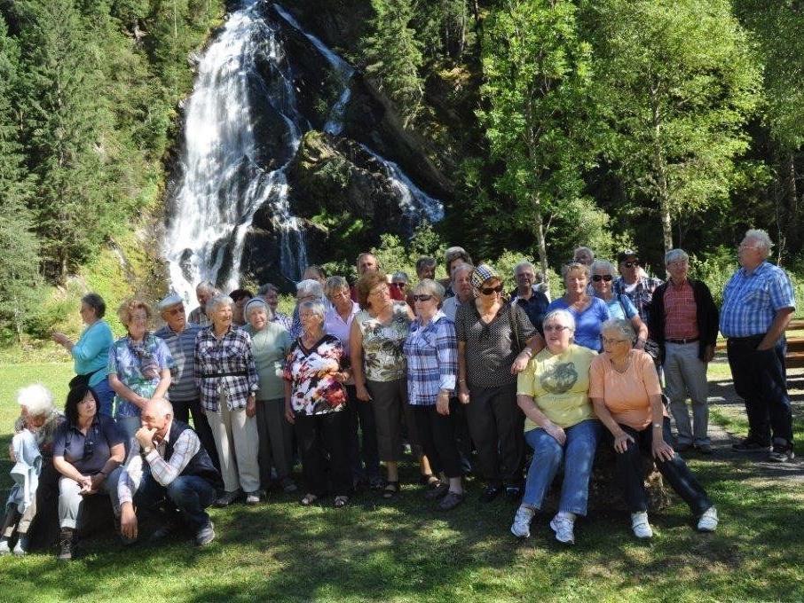 Unsere PVÖ Mitglieder auf großer Fahrt ins schöne Osttirol