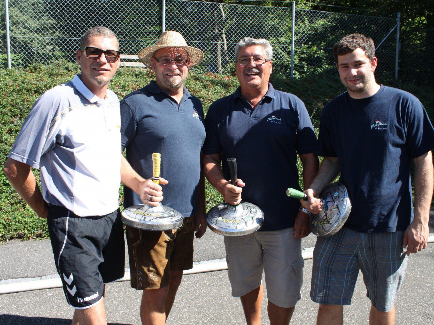 Vereins- und Firmenmannschaften sind zum 15. Lochauer Hobby-Stocksport-Turnier herzlich eingeladen.