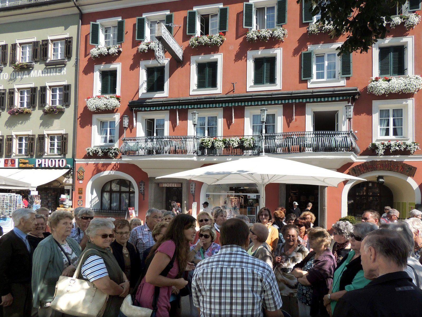 PVÖ Mäder im wunderschönen Osttirol