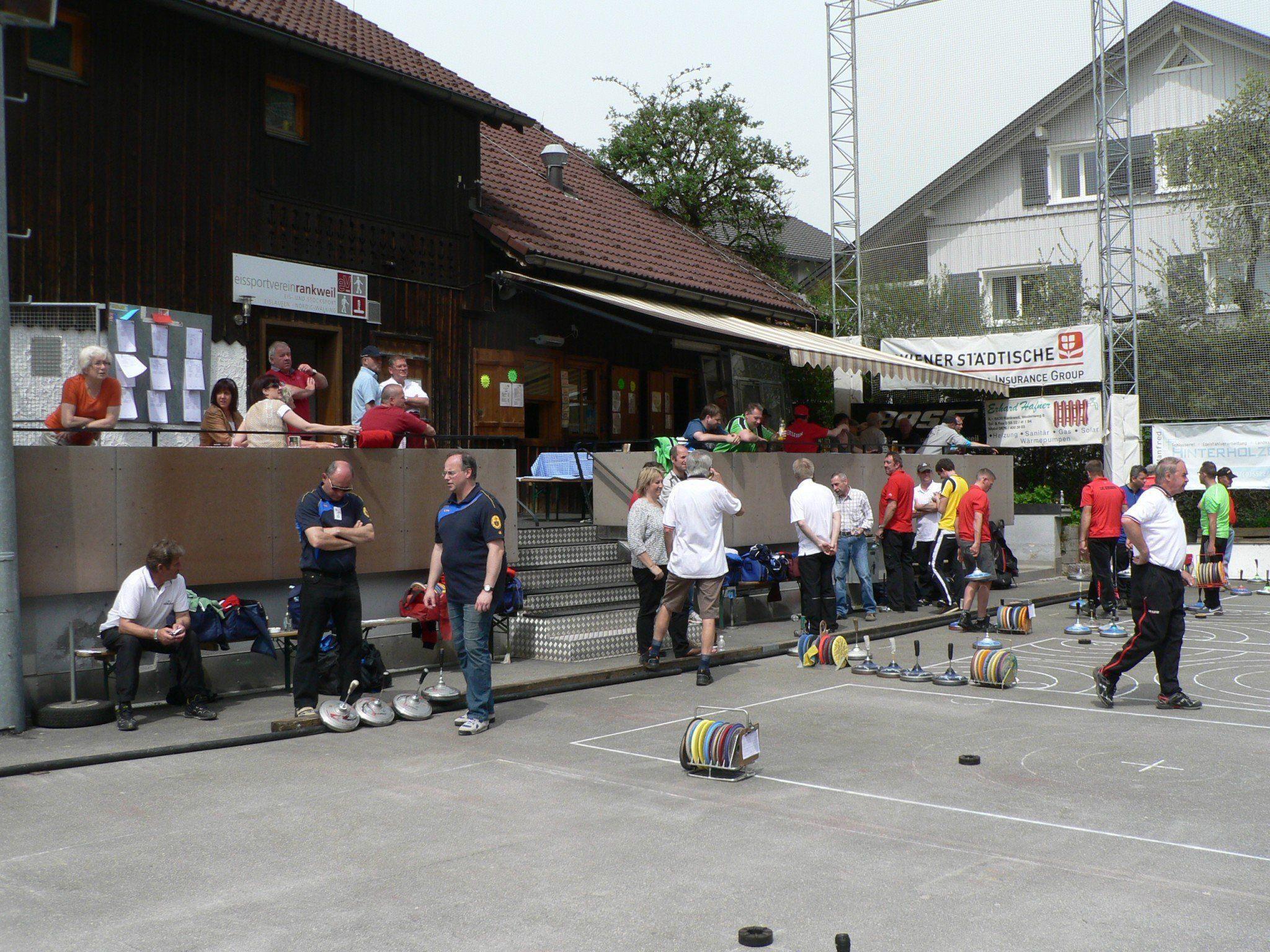 Stocksport vom Feinsten wartet auf die Zuschauer bei den landesweiten Titelkämpfen in Rankweil.