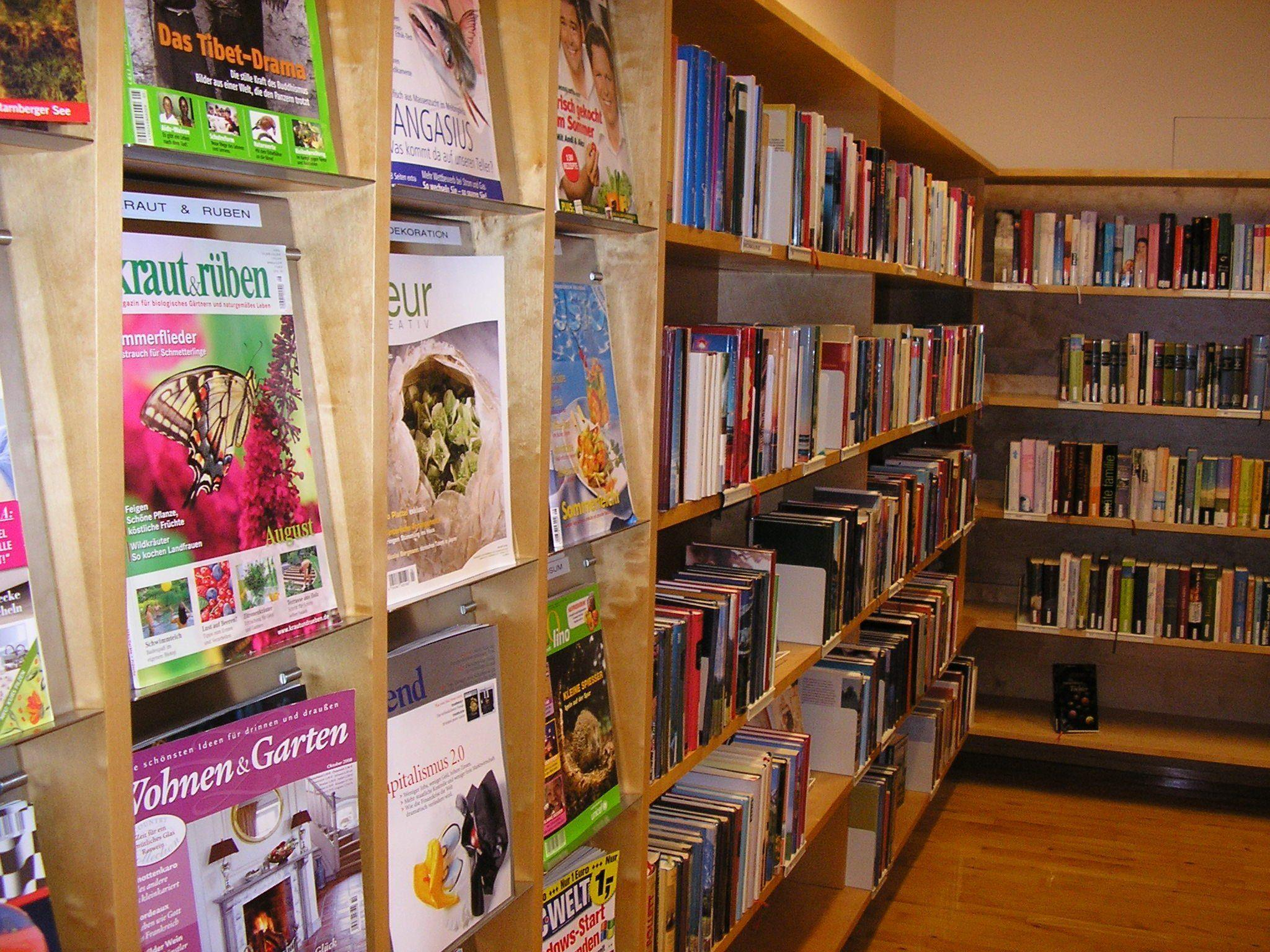 Bücherei Mellau