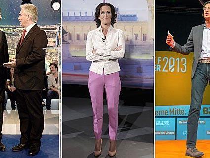 VOL.AT hatte vor der Wahl sieben Spitzenkandidaten vor der Kamera.