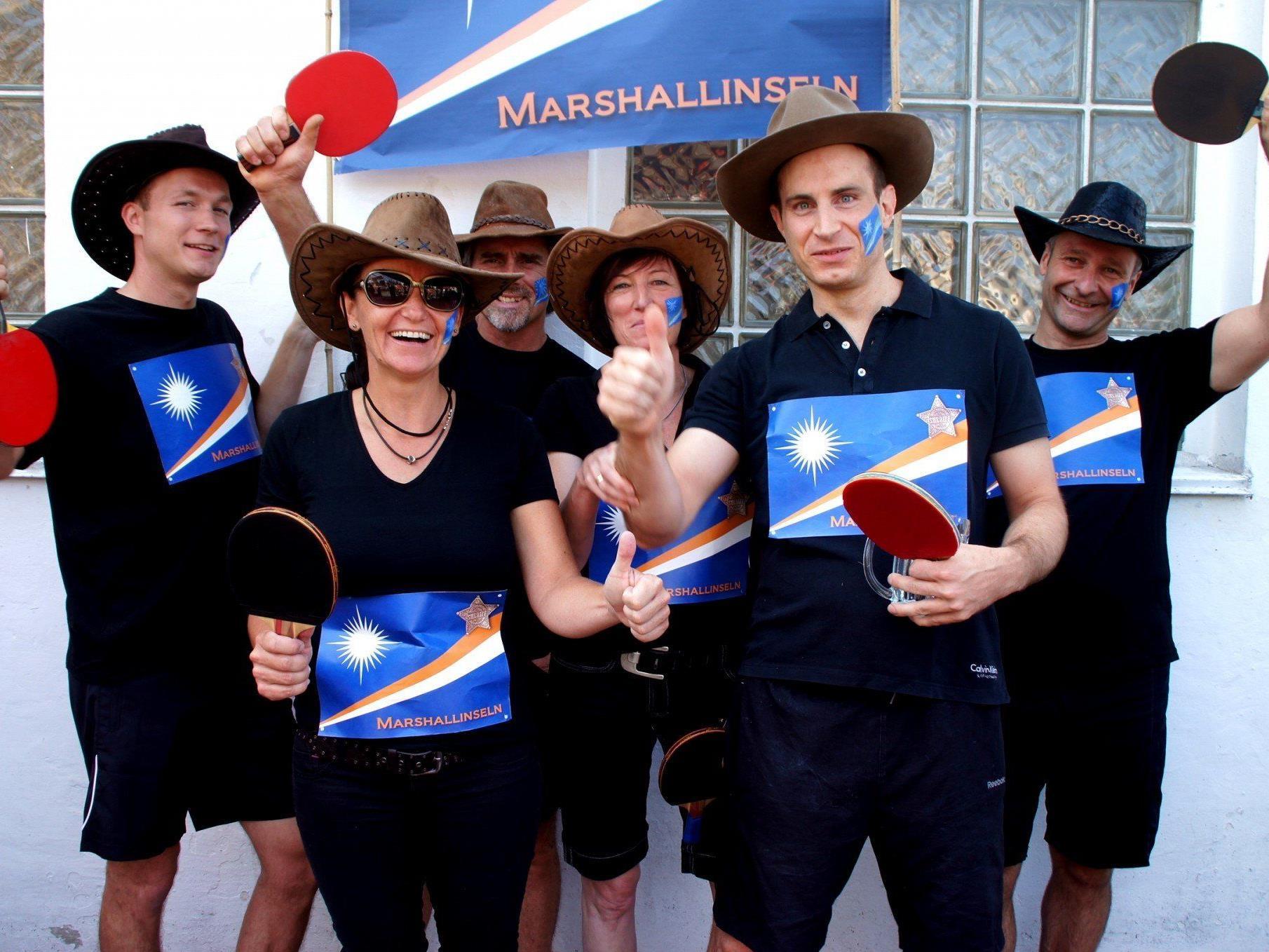 Das Dynamo Buschenschank Team ist bereit für die WM!
