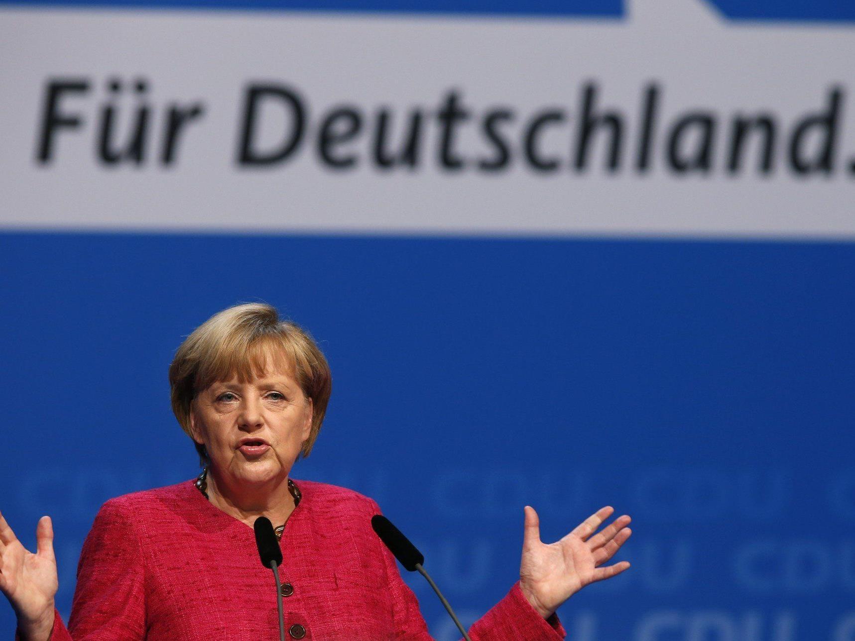 Letzte Umfragen gehen von Patt der Lager aus - Merkel dürfte Kanzlerin bleiben, nur Partner offen.
