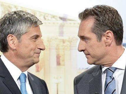 Wiener SPÖ warnt vor schwarz-blauer Regierung.