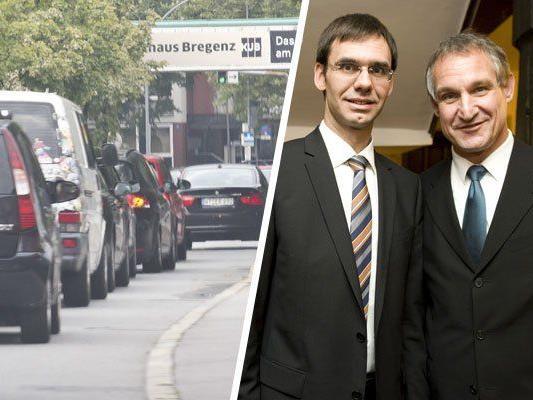 Wallner und Linhart fordern Verkehrsministerium auf, Lösungen zu suchen.