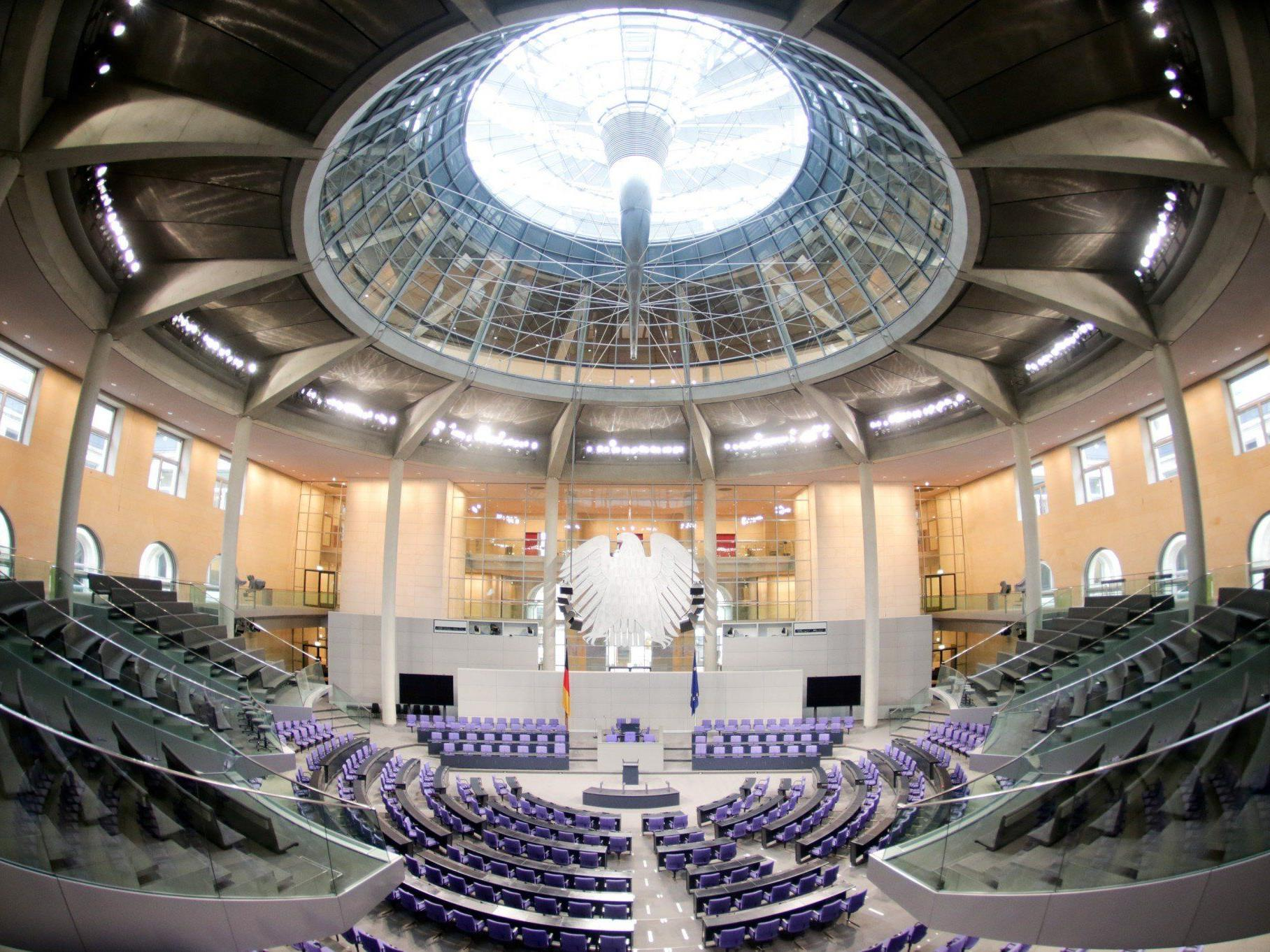 Deutschland wählt am Sonntag seinen Bundestag.