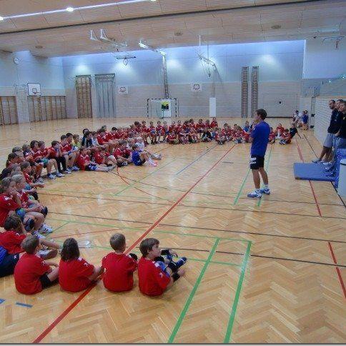 Das Feldkircher Handballcamp war auch zum dritten Mal ein voller Erfolg.