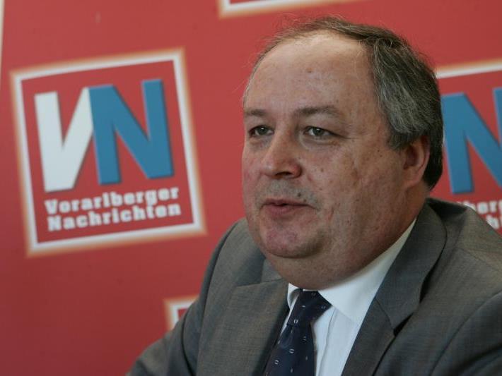 Partigründer Klaus Diekers (Archivfoto 2006)