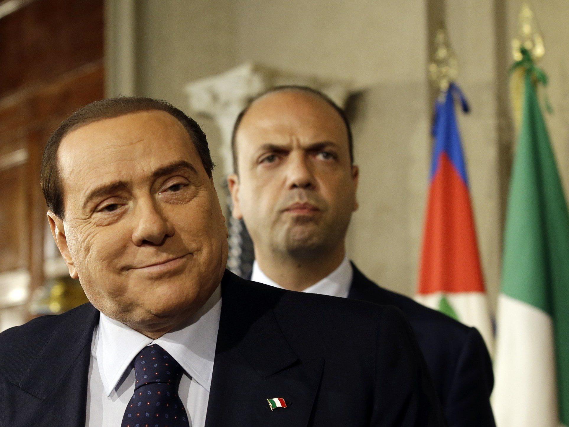Silvio Berlusconi will durch die Wahl in Estland ins EU-Parlament.