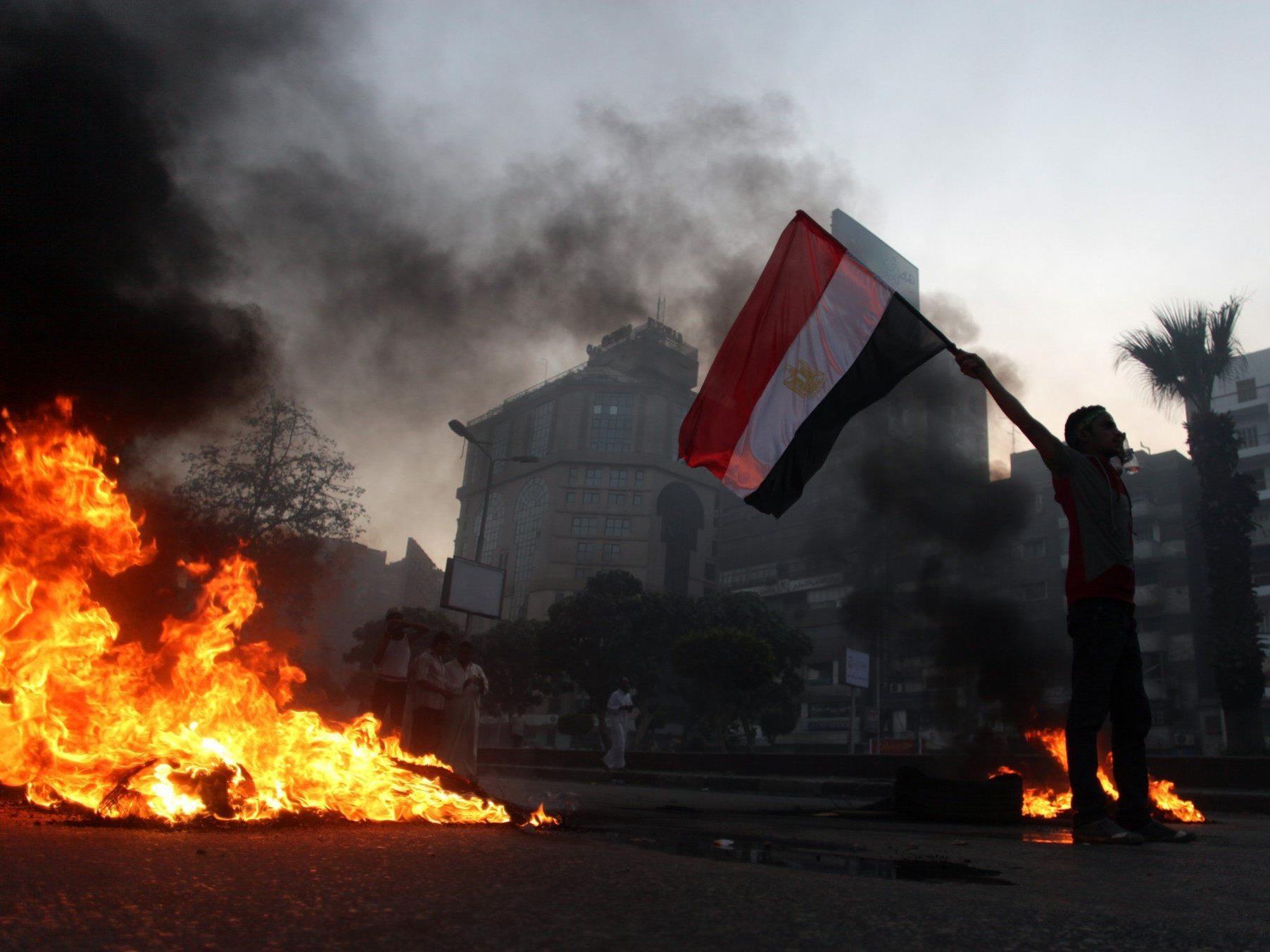 Autobombe explodierte, als Konvoi mit Mohammed Ibrahim vorbeifuhr