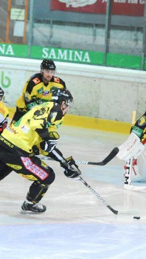 Der EHC Lustenau gewann den Test beim Ligakonkurrent VEU Feldkirch mit 4:0.