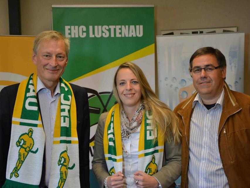 Der EHC Palaoro Lustenau kooperiert mit dem Kinderdorf und der Therme Bad Ragaz.