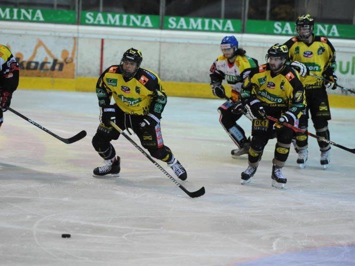 EHC Lustenau gewann den Test in Frauenfeld hoch mit 7:1.