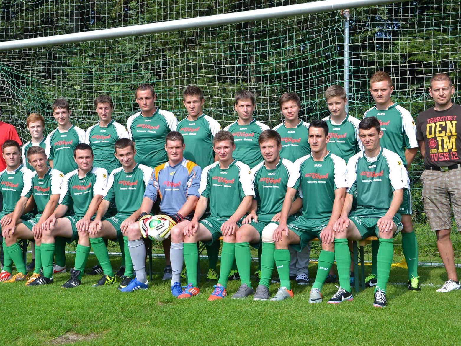 Die Mannschaft des FC Doren befindet sich im Höhenflug.