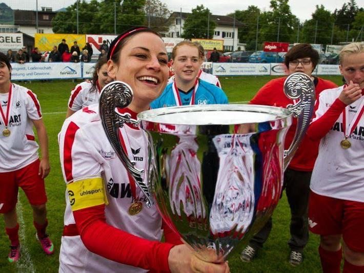 Im Frauen Toto-Cup Viertelfinale kommt es zum Vorjahresfinale Rankweil gegen SPG Lustenau/Höchst.