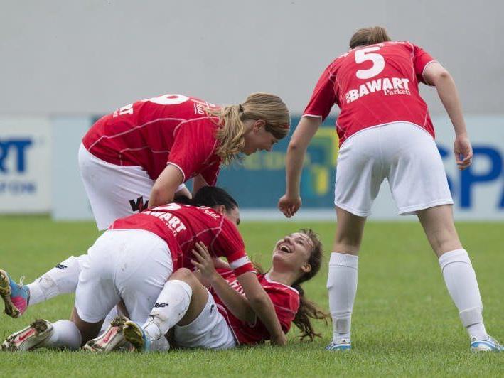 Die RW Rankweil Ladies wollen am Sonntag auf der Gastra jubeln und die Cupsensation schaffen.