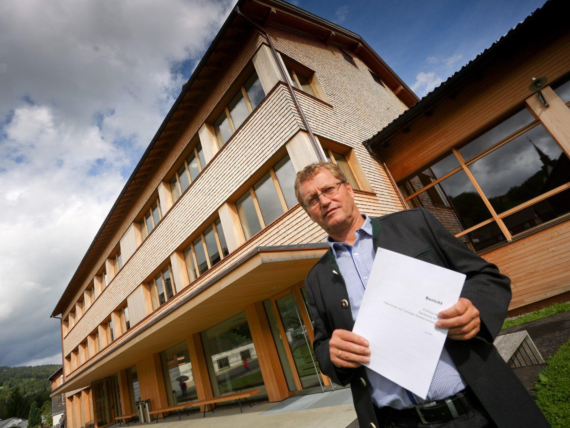 Bürgermeister Armin Berchtold will die Empfehlungen ernst nehmen.