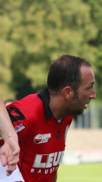 FC Dornbirn Eigenbau Mario Hörburger spielte erstmals von Beginn an und zeigte sein Talent.