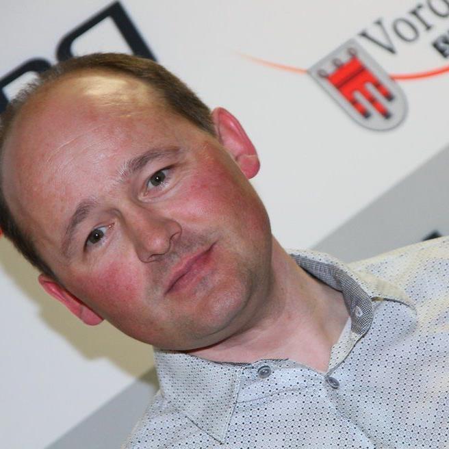 Team Vorarlberg Teammanager Thomas Kofler traut seiner Mannschaft in China einiges zu.