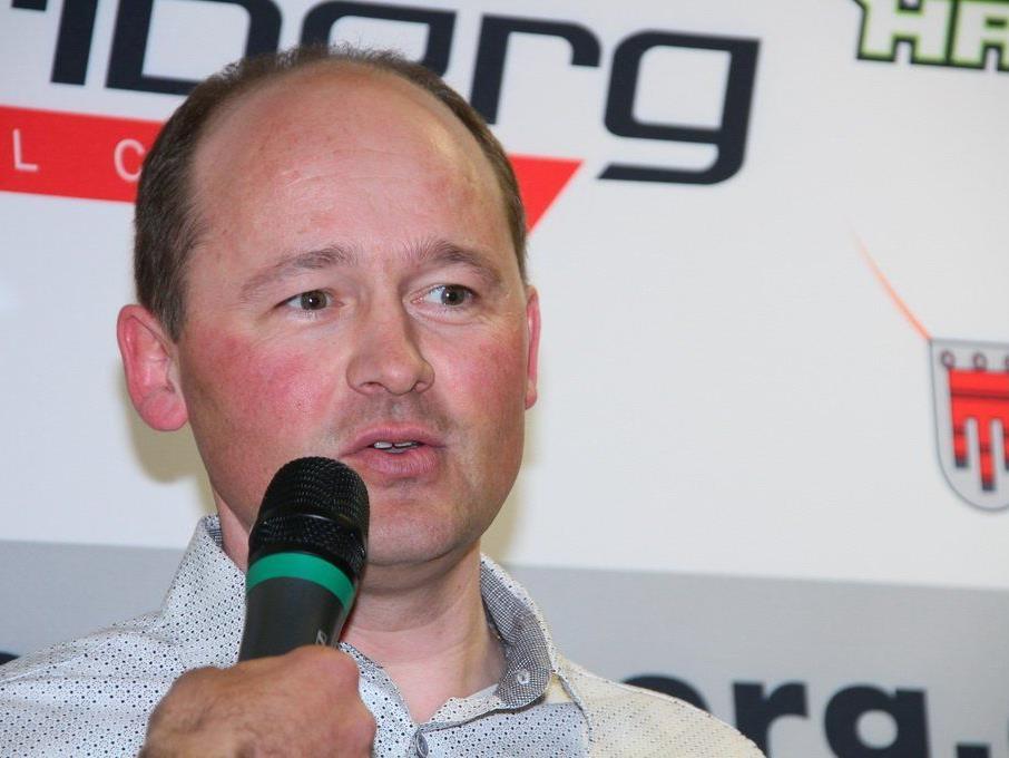Teammanager Tom Kofler macht sich schon wieder Gedanken für die nächste Saison.