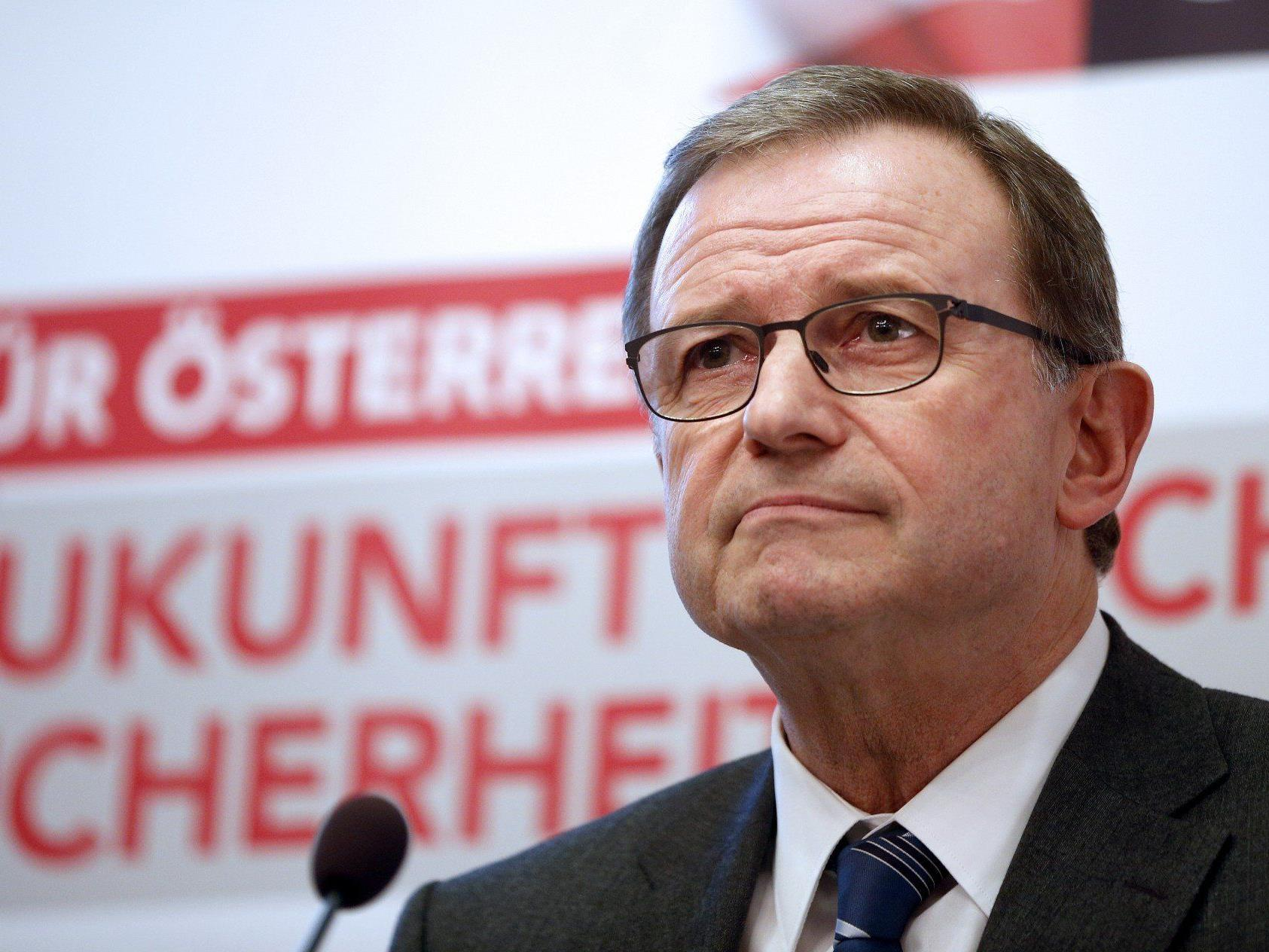 ÖVP-Klubobmann Karlheinz Kopf verlor sein Direktmandat