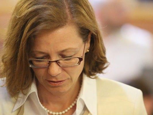 Ehemaligen Vizepräsidentin des Landesgerichtes Feldkirch, Kornelia Ratz.