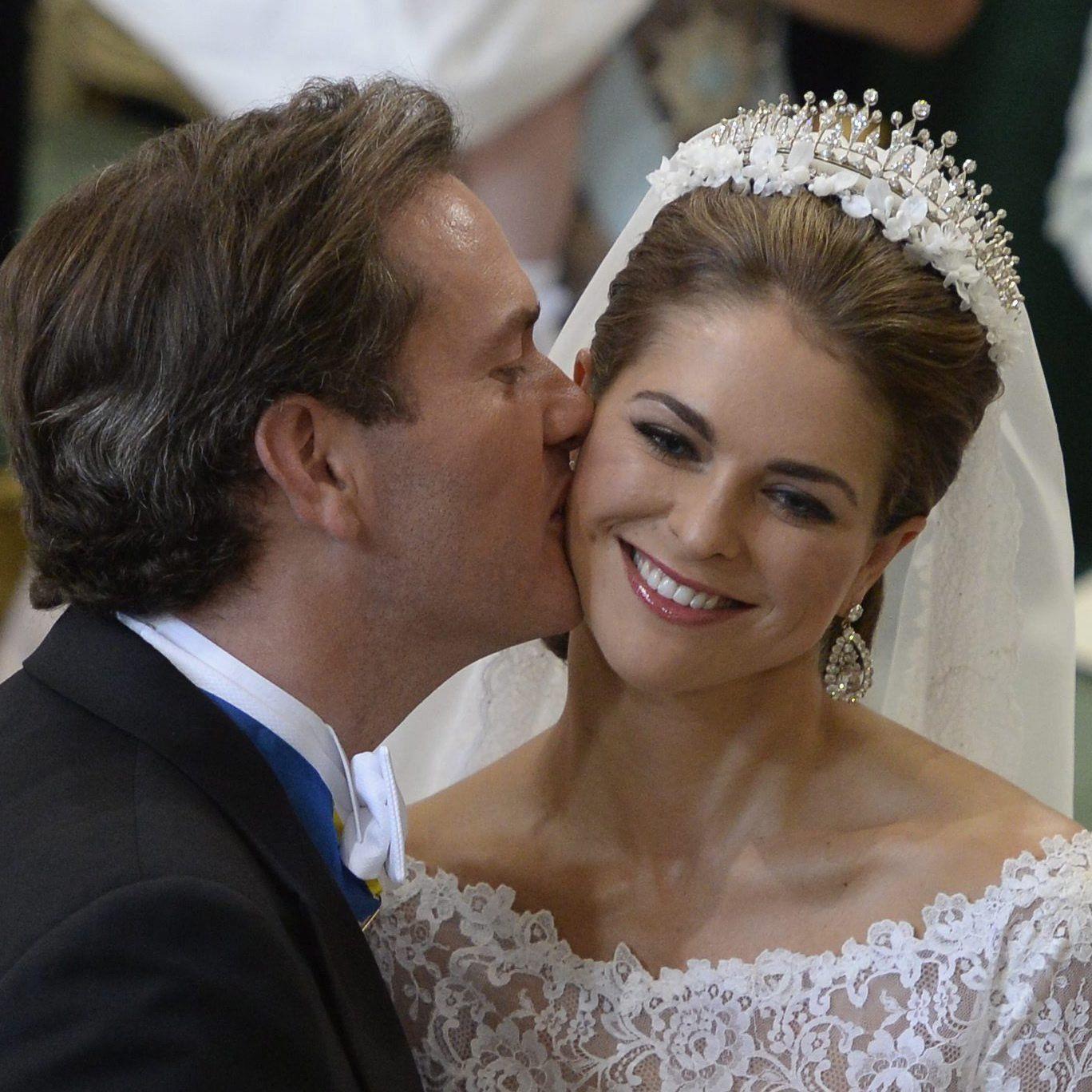 Prinzessin Madeleine und Chris O'Neill erwarten ihr erstes Kind.